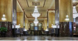 Hilton MKE Lobby