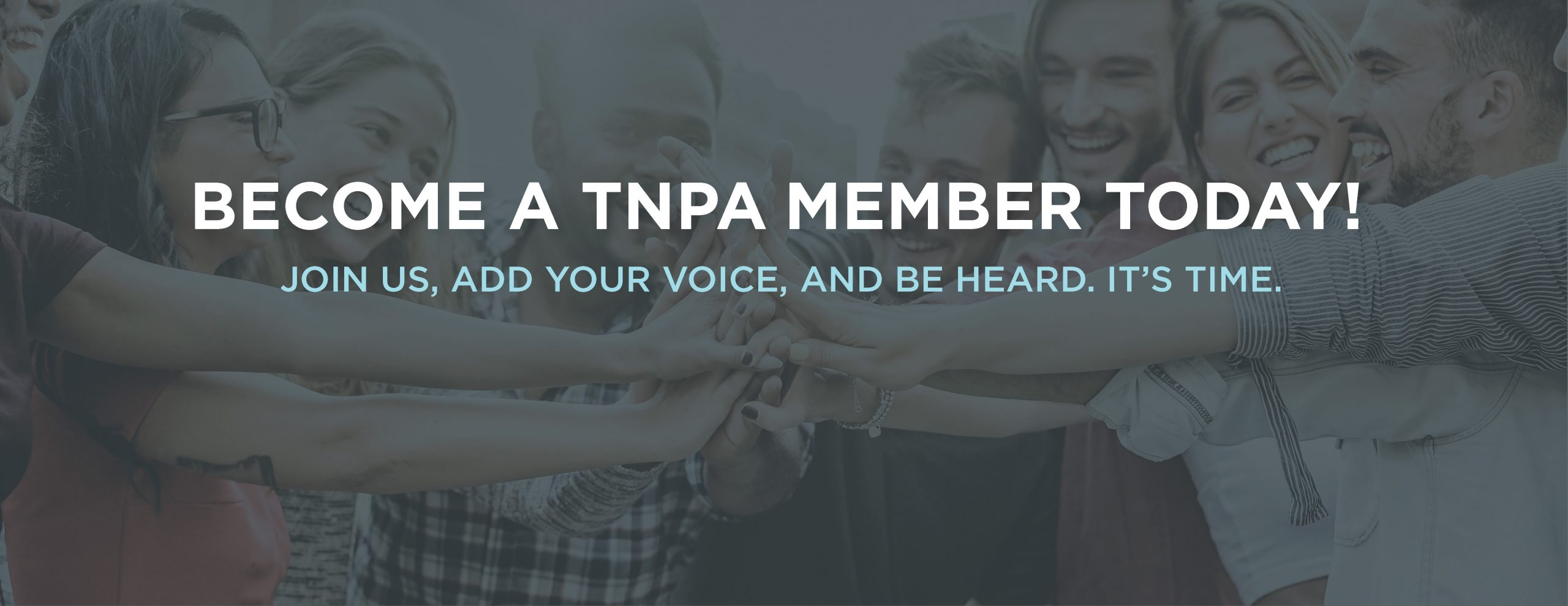 Become a TNPA member today!