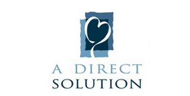 A Direct Solution logo